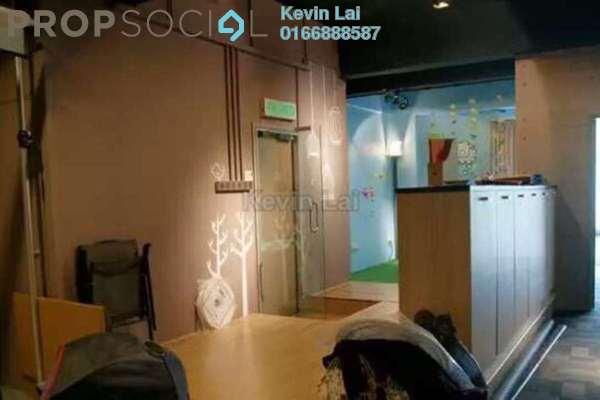 For Sale Office at Ritze Perdana 1, Damansara Perdana Leasehold Semi Furnished 2R/1B 530k