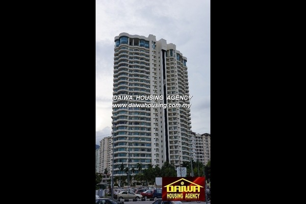 For Rent Condominium at Mutiara Villa, Bukit Ceylon Freehold Fully Furnished 3R/2B 2.6k