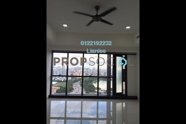 For Rent SoHo/Studio at M City, Ampang Hilir Freehold Semi Furnished 1R/1B 2k