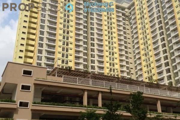 For Rent Condominium at Platinum Lake PV15, Setapak Leasehold Unfurnished 3R/2B 1.85k