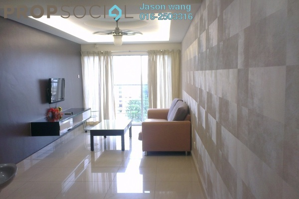 For Rent Apartment at SuriaMas Suites, Johor Bahru Leasehold Fully Furnished 2R/1B 1.8k