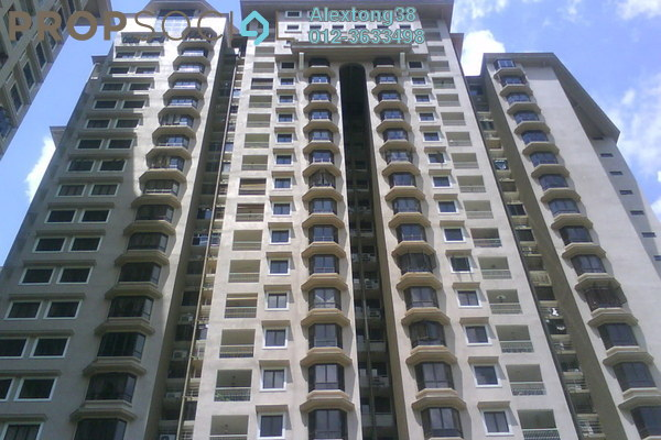 For Sale Condominium at Casa Tropicana, Tropicana Leasehold Fully Furnished 2R/2B 630k