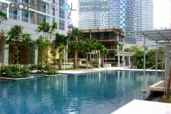 For Rent Condominium at Glomac Damansara, TTDI Freehold Fully Furnished 3R/2B 2.9k