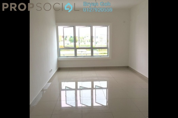 For Sale Apartment at Idaman Residence, KLCC Freehold Semi Furnished 2R/2B 410k