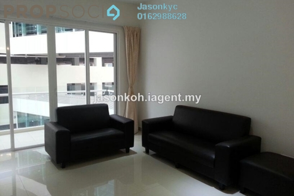 For Sale Condominium at Setapak Green, Setapak Freehold Semi Furnished 4R/3B 650k