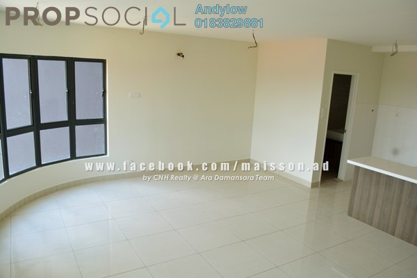 For Rent Condominium at Maisson, Ara Damansara Freehold Semi Furnished 0R/1B 1.3k
