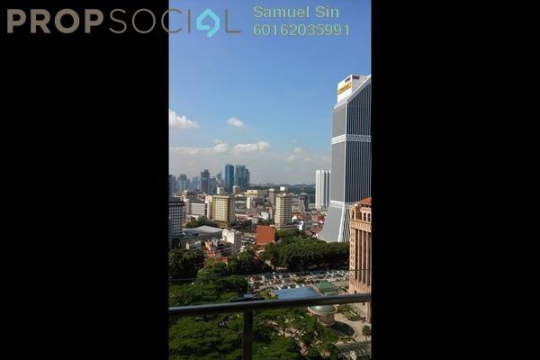 For Sale Serviced Residence at Suasana Bukit Ceylon, Bukit Ceylon Leasehold Semi Furnished 3R/2B 1.35m