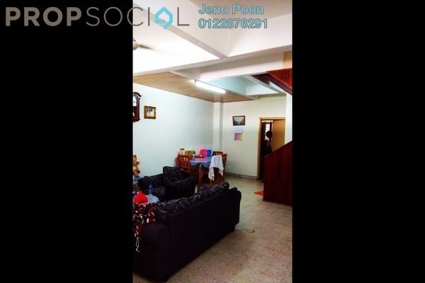 For Sale Terrace at Taman Batu, Jinjang Freehold Semi Furnished 4R/3B 787.0千