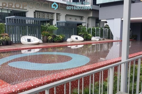 For Sale Condominium at Sixceylon, Bukit Ceylon Leasehold Semi Furnished 1R/1B 800k