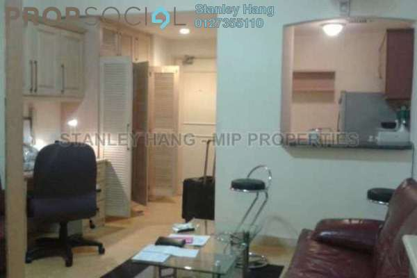 For Rent Condominium at Mayfair, Sri Hartamas Freehold Fully Furnished 1R/1B 1.6k