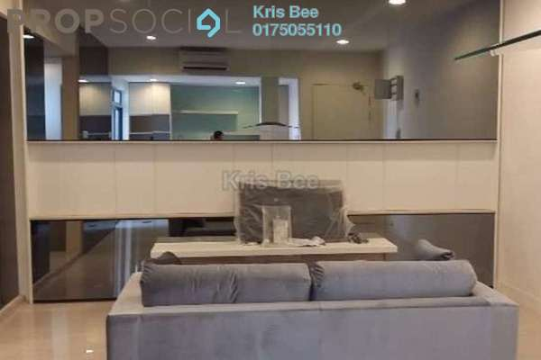 For Sale Condominium at Eve Suite, Ara Damansara Freehold Fully Furnished 1R/1B 500k