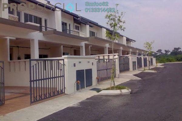 For Sale Terrace at Section 2, Bandar Mahkota Cheras Freehold Unfurnished 4R/3B 660k