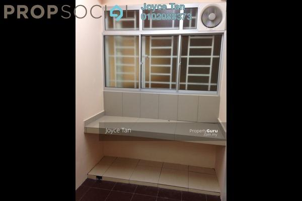 For Rent Condominium at Platinum Lake PV10, Setapak Leasehold Semi Furnished 4R/2B 1.7k
