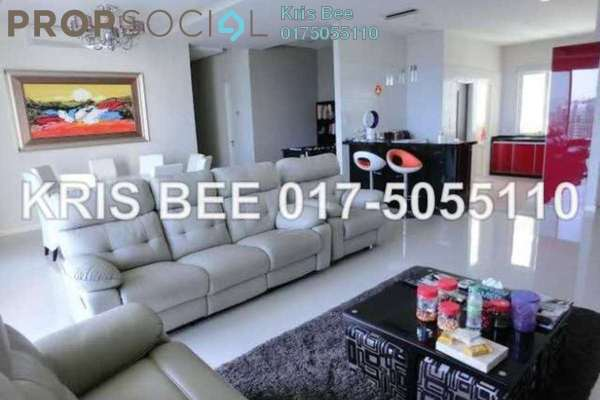 For Rent Condominium at The Park Residences, Bangsar South Leasehold Fully Furnished 3R/5B 6.5k