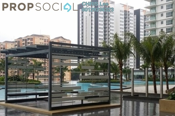 For Sale Condominium at Le Yuan Residence, Kuchai Lama Freehold  2R/2B 690k