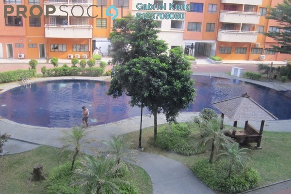 For Rent Condominium at Vista Millennium, Puchong Leasehold Semi Furnished 3R/2B 1.2k