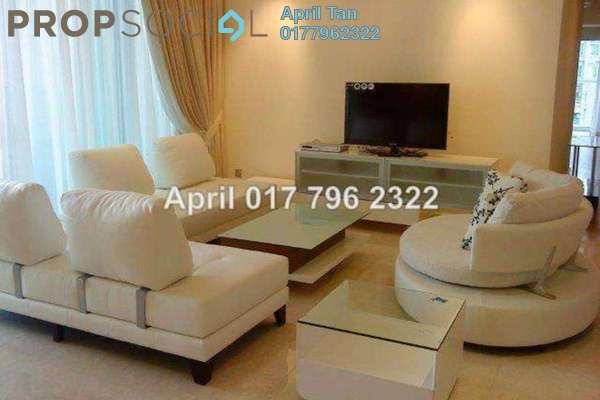 For Sale Condominium at Tiffani Kiara, Mont Kiara Freehold Fully Furnished 4R/5B 2.4m