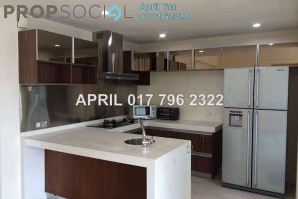 For Sale Condominium at Tiffani Kiara, Mont Kiara Freehold Fully Furnished 4R/5B 1.8m