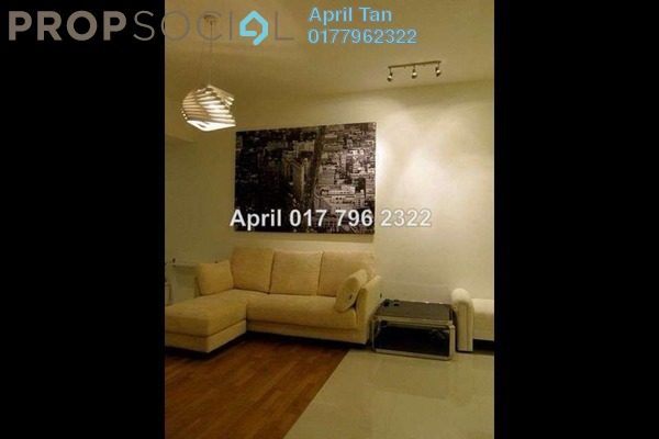 For Sale Condominium at Gateway Kiaramas, Mont Kiara Freehold Fully Furnished 1R/1B 678k