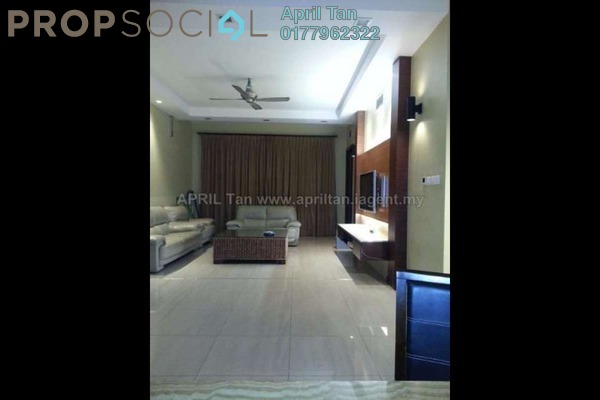 For Rent Condominium at Mont Kiara Aman, Mont Kiara Freehold Fully Furnished 3R/3B 5.8k
