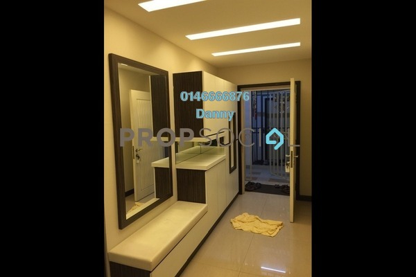For Rent Condominium at Dynasty Garden, Kuchai Lama Leasehold Fully Furnished 4R/2B 2.6k