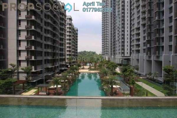 For Rent Condominium at Seni, Mont Kiara Freehold Semi Furnished 3R/5B 10k