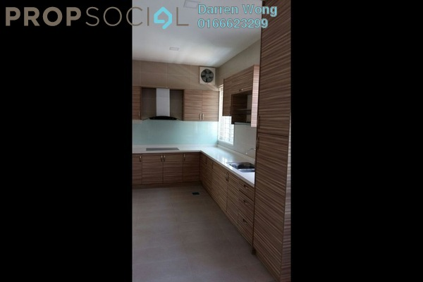 For Rent Townhouse at Goodview Heights, Kajang Freehold Semi Furnished 3R/2B 1.5k