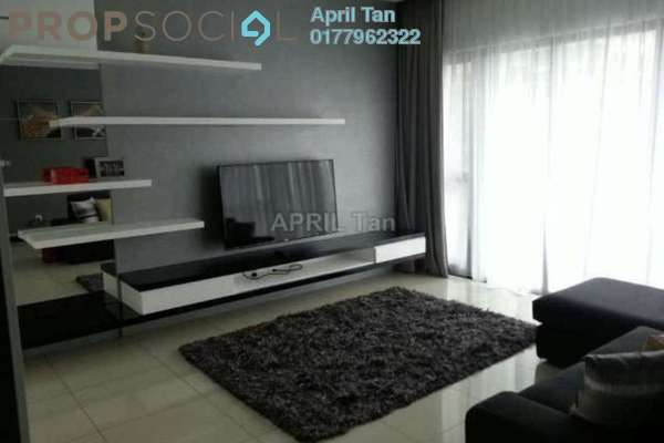 For Rent Condominium at Setia Sky Residences, KLCC Freehold Fully Furnished 2R/2B 5.5k
