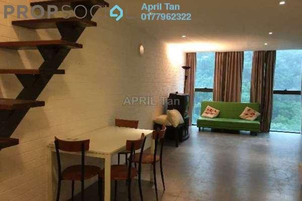 For Rent Condominium at Empire Damansara, Damansara Perdana Leasehold Fully Furnished 1R/2B 1.6k
