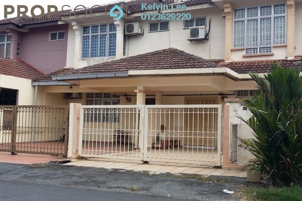 For Sale Terrace at Bandar Nusaputra, Puchong Leasehold Semi Furnished 5R/3B 630k