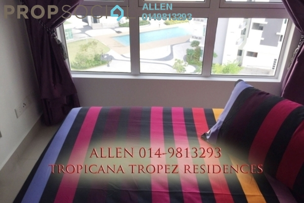 For Rent Condominium at Tropez Residences, Danga Bay Freehold Fully Furnished 0R/1B 1.5k