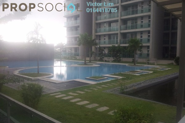 For Sale Condominium at USJ One Avenue, UEP Subang Jaya Leasehold Semi Furnished 4R/3B 580k