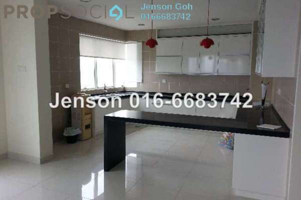 For Sale Condominium at Sinaran TTDI, TTDI Freehold Semi Furnished 2R/4B 1.85m