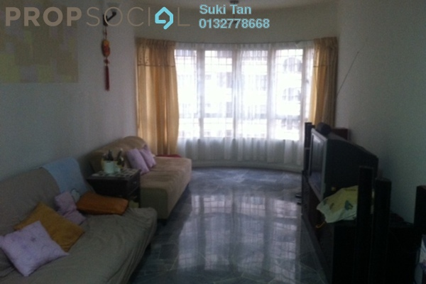 For Sale Condominium at Sri Intan 1, Jalan Ipoh Freehold Semi Furnished 3R/2B 425k