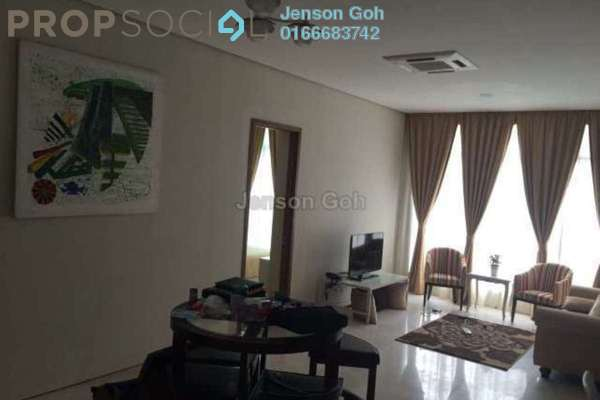 For Sale SoHo/Studio at Soho Suites, KLCC Freehold Semi Furnished 2R/2B 1.03m