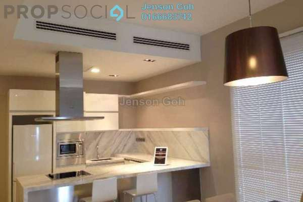 For Rent Condominium at Icon Residence (Mont Kiara), Dutamas Freehold Fully Furnished 2R/2B 4.2k