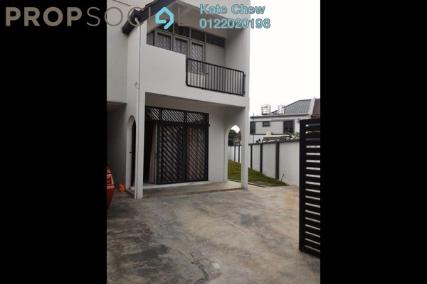 For Rent Terrace at SS19, Subang Jaya Freehold Unfurnished 4R/3B 1.9k