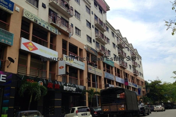 For Rent Shop at Cheras Business Centre, Cheras Leasehold Unfurnished 0R/0B 1.1k