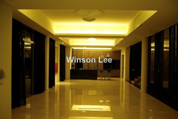 For Sale Condominium at 2 Hampshire, KLCC Freehold Fully Furnished 3R/5B 2.32m