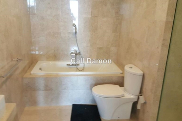 For Rent Condominium at Hampshire Place, KLCC Freehold Fully Furnished 1R/1B 4k