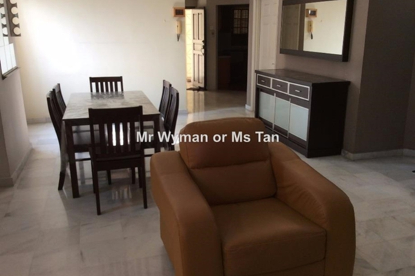 For Rent Condominium at Seputih Permai, Seputeh Freehold Fully Furnished 3R/2B 3k