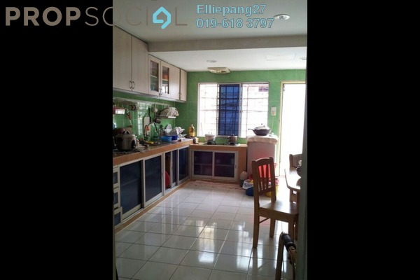 For Sale Terrace at Taman Bukit Serdang, Seri Kembangan Freehold Semi Furnished 4R/3B 520k