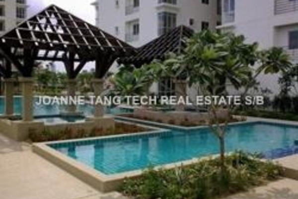 For Sale Condominium at Ampang Putra Residency, Ampang Leasehold Fully Furnished 3R/2B 608Ribu