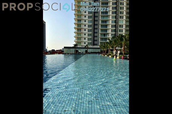 For Rent Condominium at Le Yuan Residence, Kuchai Lama Freehold Fully Furnished 3R/3B 3.2k