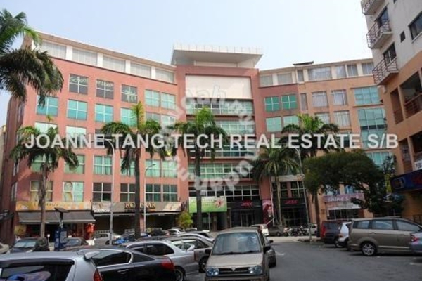For Sale Shop at Cheras Business Centre, Cheras Leasehold Unfurnished 0R/0B 240k