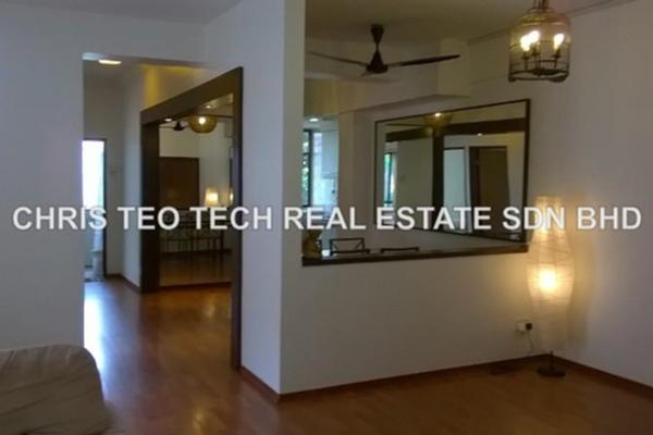 For Sale Townhouse at Bukit Gita Bayu, Seri Kembangan Freehold Fully Furnished 3R/2B 850k