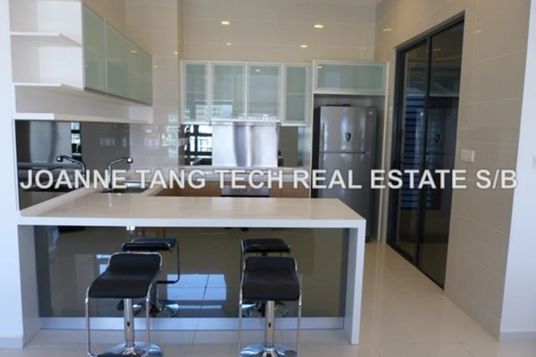 For Rent Condominium at Mirage Residence, KLCC Freehold Fully Furnished 3R/2B 6.5k