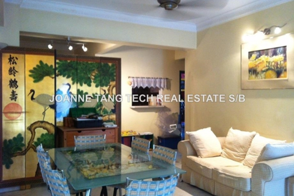 For Rent Condominium at Prisma Cheras, Cheras Freehold Semi Furnished 3R/2B 1.7k