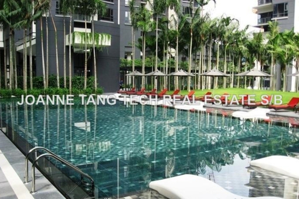 For Rent Condominium at St Mary Residences, KLCC Freehold Fully Furnished 2R/1B 7.5k
