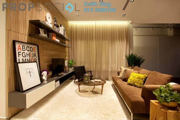 For Sale Condominium at Southville City, Bangi Freehold Semi Furnished 3R/2B 410k